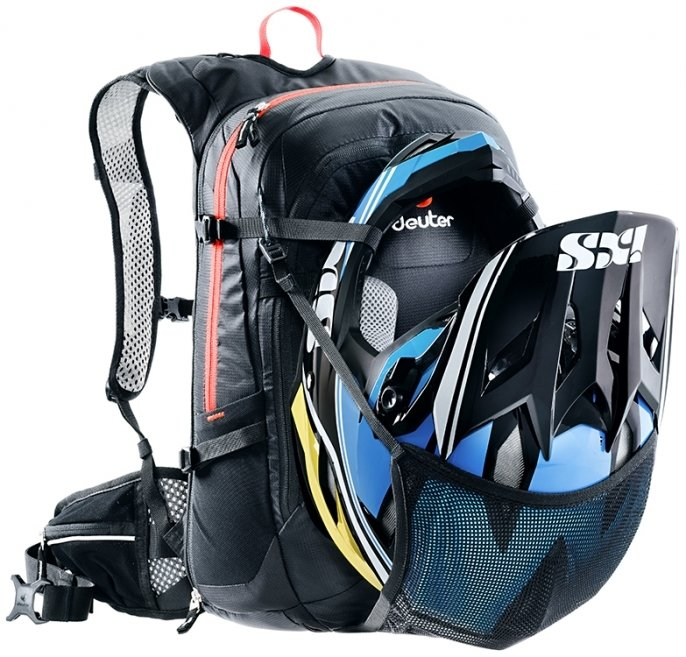 Рюкзак Deuter Compact EXP 12 black (7000) 4 3200215 7000