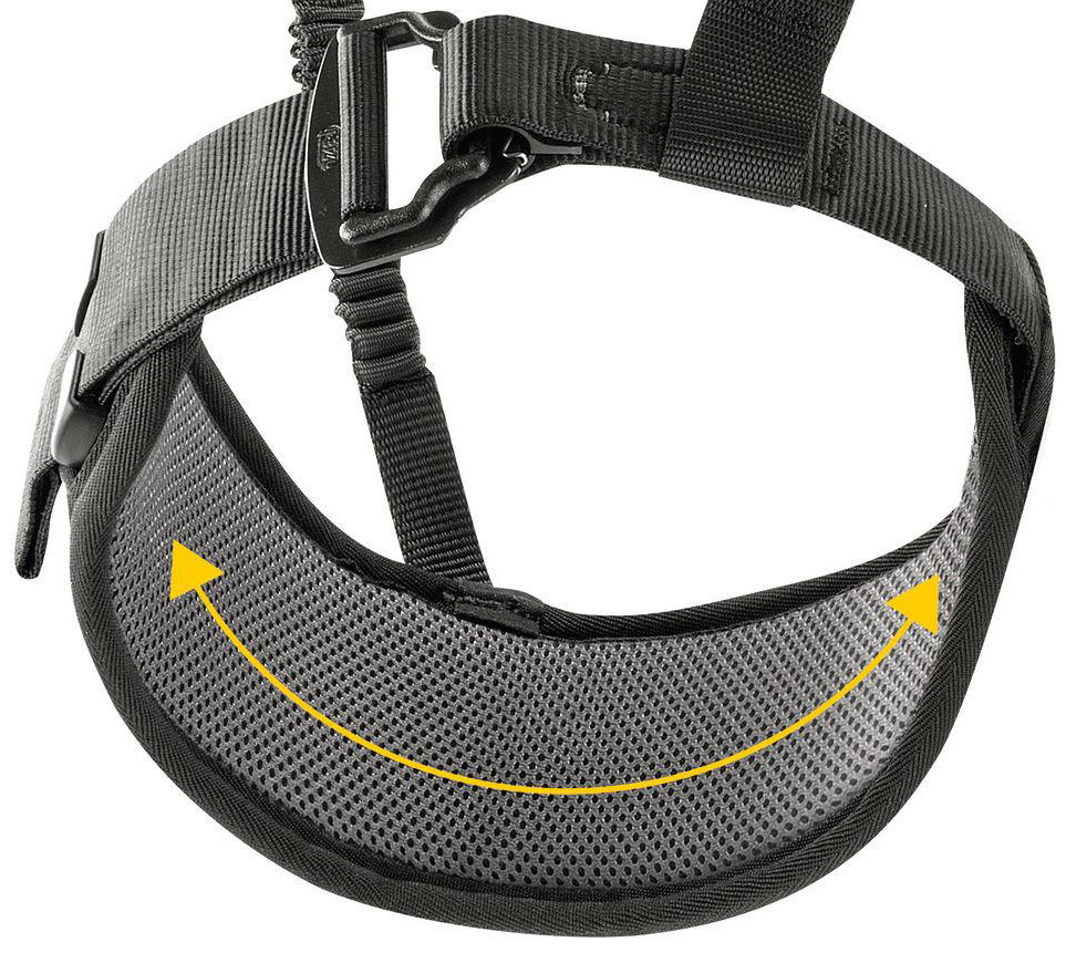 Обвязка Petzl Falcon 5 Chestair C038AA01 C038AA02