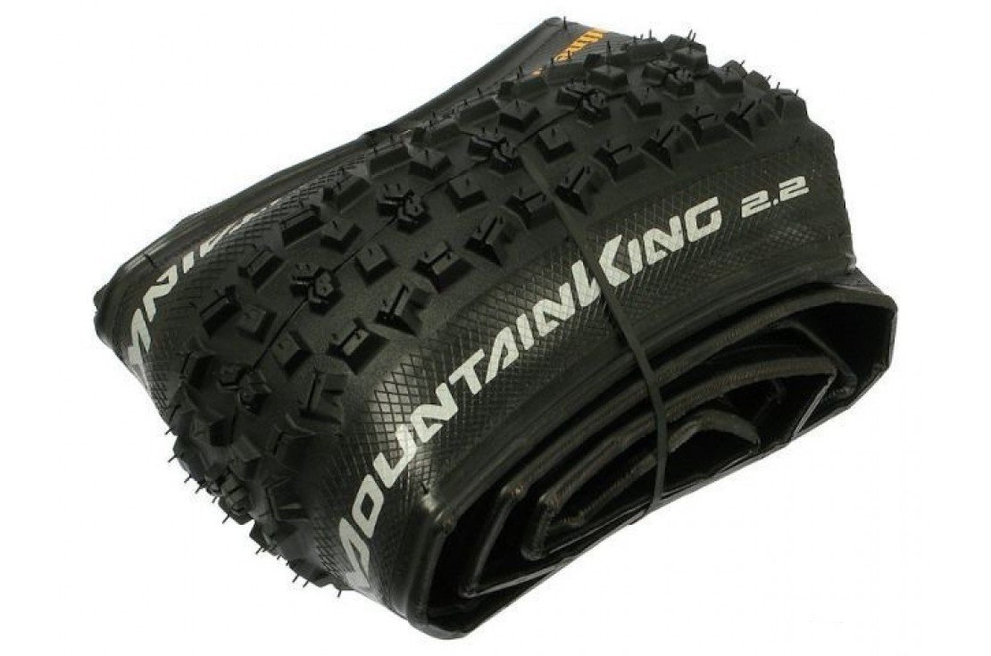 Покрышка Continental Mountain King 27.5x2.2 Performance, Skin 5 Mountain King 150246