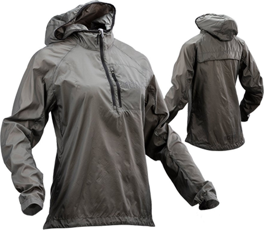 Куртка RaceFace WMNS Nano packable jacket grey 5 Nano packable jacket KA89401S