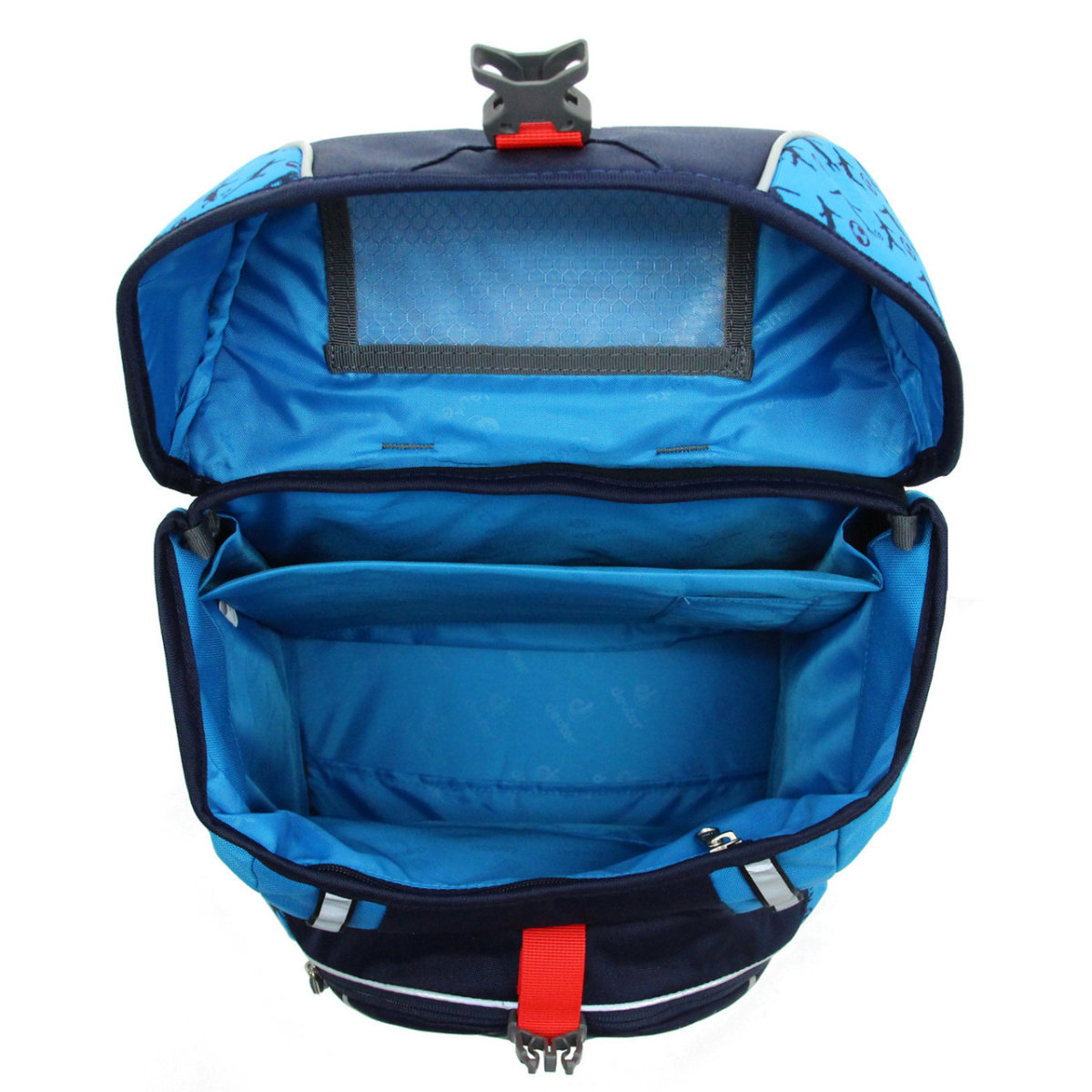 Набор сумок Deuter OneTwo Set - Sneaker Bag navy soccer 5 OneTwo Set - Hopper 3880017 3045 (SET)