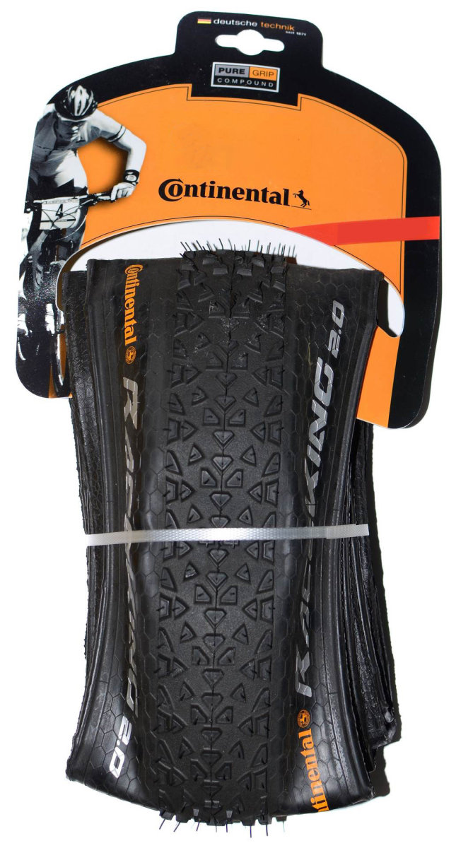 "Покрышка Continental Race King 26""x2.0, Foldable, PureGrip, ShieldWall 5 Race King 150311"