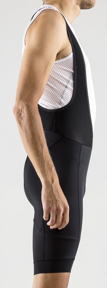 Велотрусы Craft Rise Bib Shorts black 5 Rise Bib Shorts