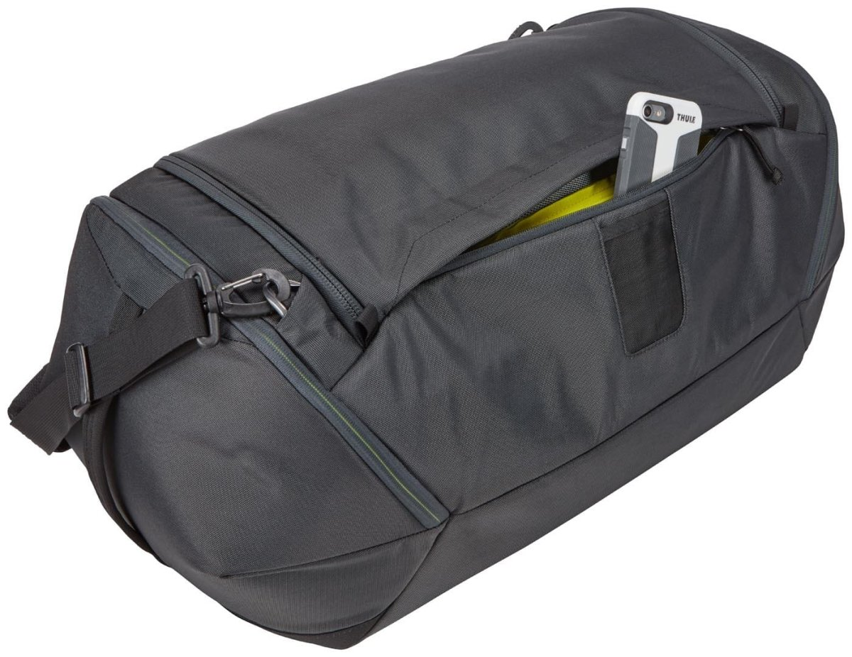 Сумка Thule Subterra Weekender Duffel 60L Dark Shadow спортивная 5 Сумка Th1ule Subterra Weekender Duffel 60L Dark Shadow спортивная TH 3203519