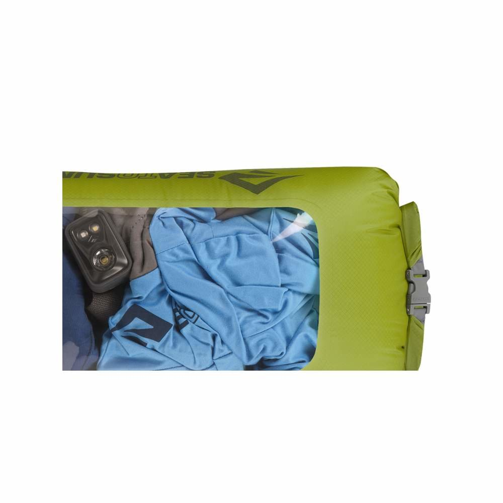 Чехол Sea to Summit Ultra-Sil View Dry Sack Green, 08 L 5 STS AUVDS8GN
