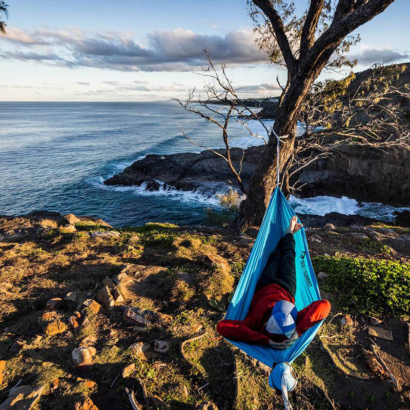 Гамак SEA TO SUMMIT Hammock Single Red 5 STS AHAMSRD