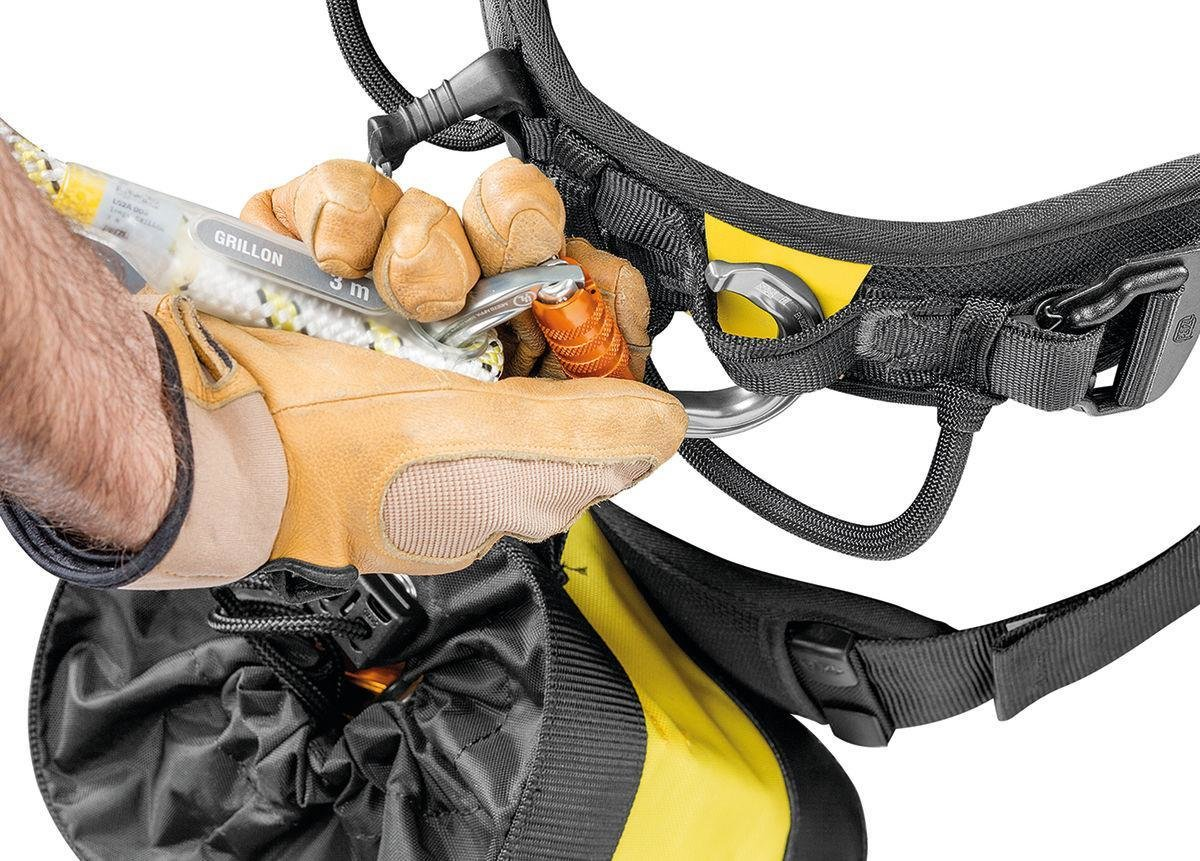 Обвязка Petzl Falcon 6 Chestair C038AA01 C038AA02