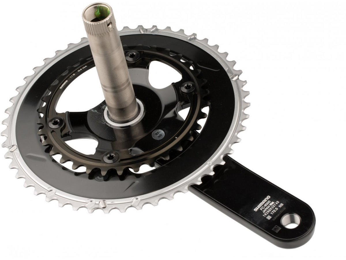 Шатуны Shimano FC-9000 DURA-ACE 6 FC-9000 DURA-ACE FC9000DX39