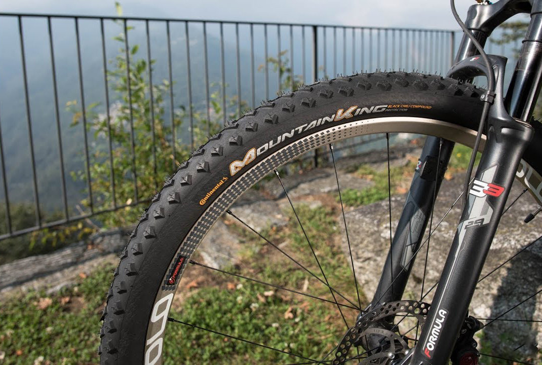 Покрышка Continental Mountain King 27.5x2.3 ProTection, Skin, фолдинг 6 Mountain King 101461