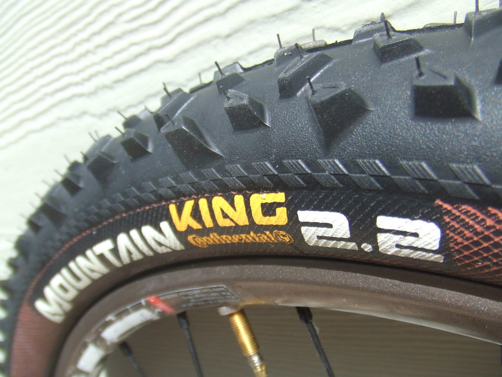 Покрышка Continental Mountain King 27.5x2.2 Performance, Skin 6 Mountain King 150246