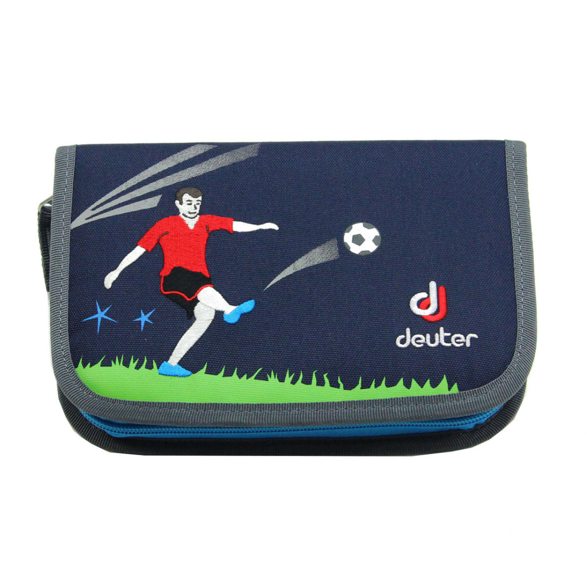 Набор сумок Deuter OneTwo Set - Sneaker Bag navy soccer 6 OneTwo Set - Hopper 3880017 3045 (SET)