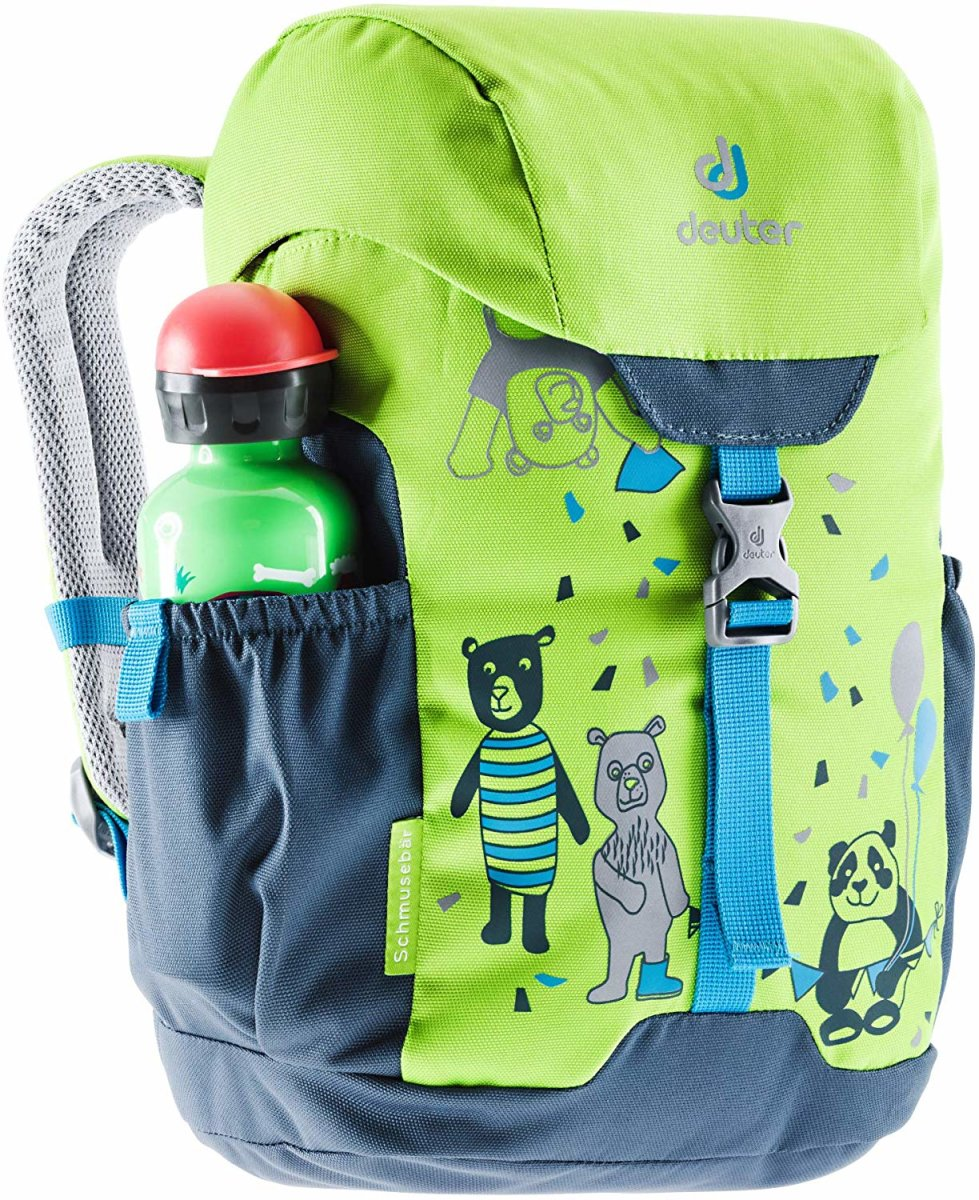 Рюкзак Deuter Schmusebar midnight-coolblue 6 Schmusebar 3612020 3303