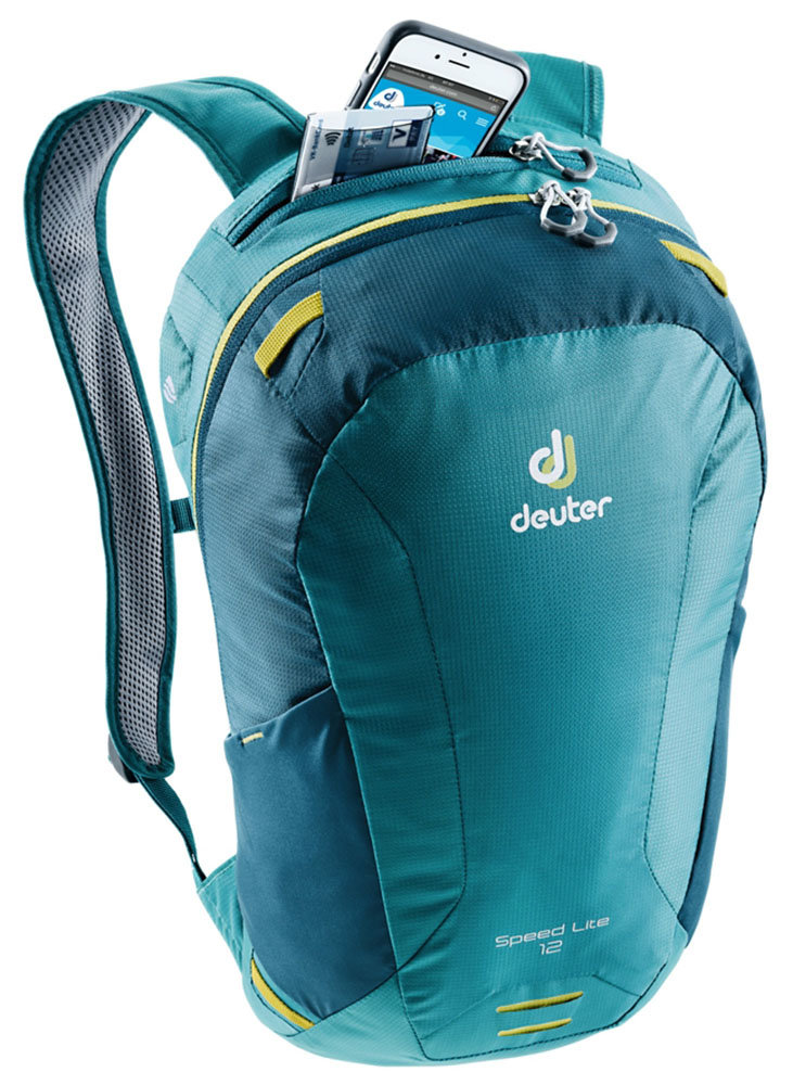 Рюкзак Deuter Speed Lite 16 petrol-arctic 6 Speed Lite 16 3410119 3325