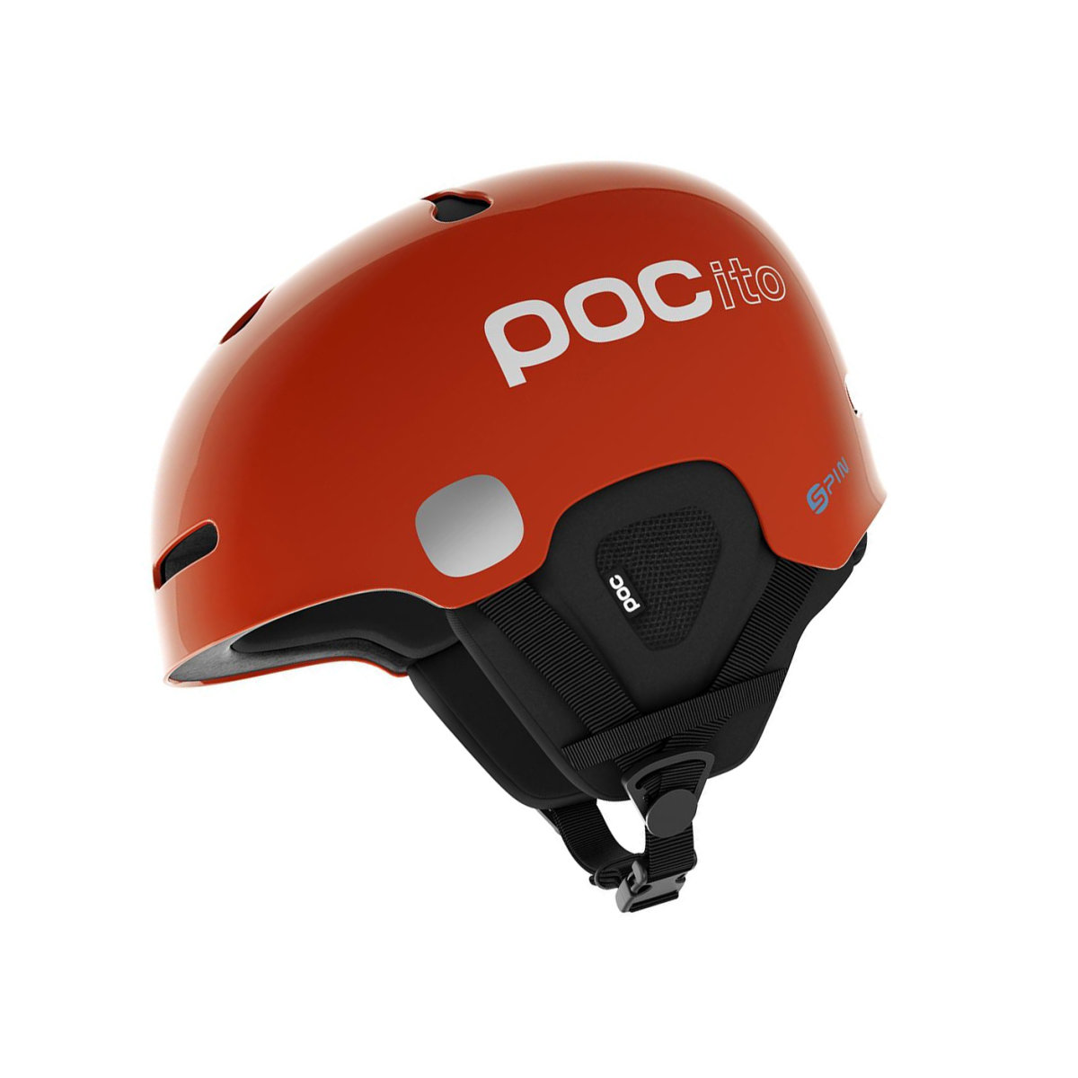 Шлем горнолыжный POC POCito Auric Cut SPIN Fluorescent Orange 64 PC 104989050MLG1