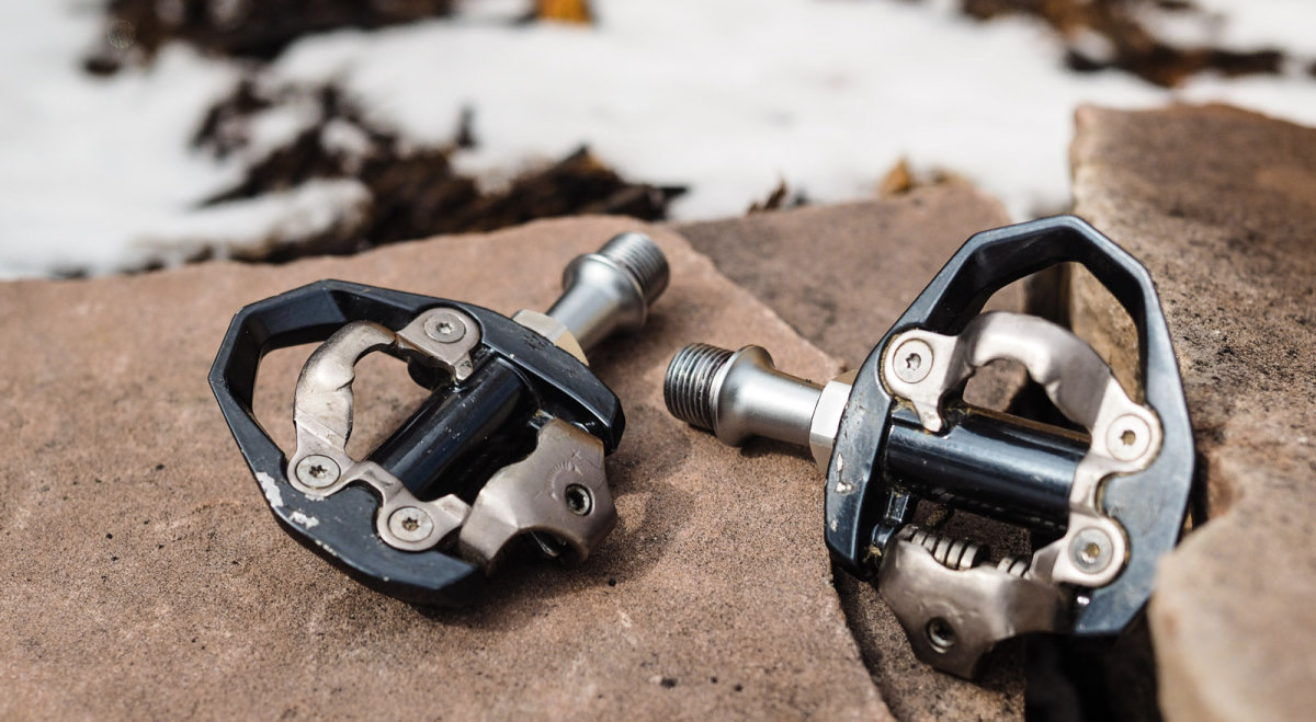 Педали Shimano PD-EH500 SPD 7 PD-EH500 SPD PDES600