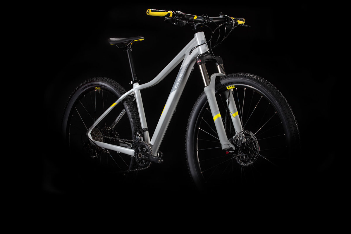 Велосипед Cube Access WS Race grey'n'lime 8 Access WS Race