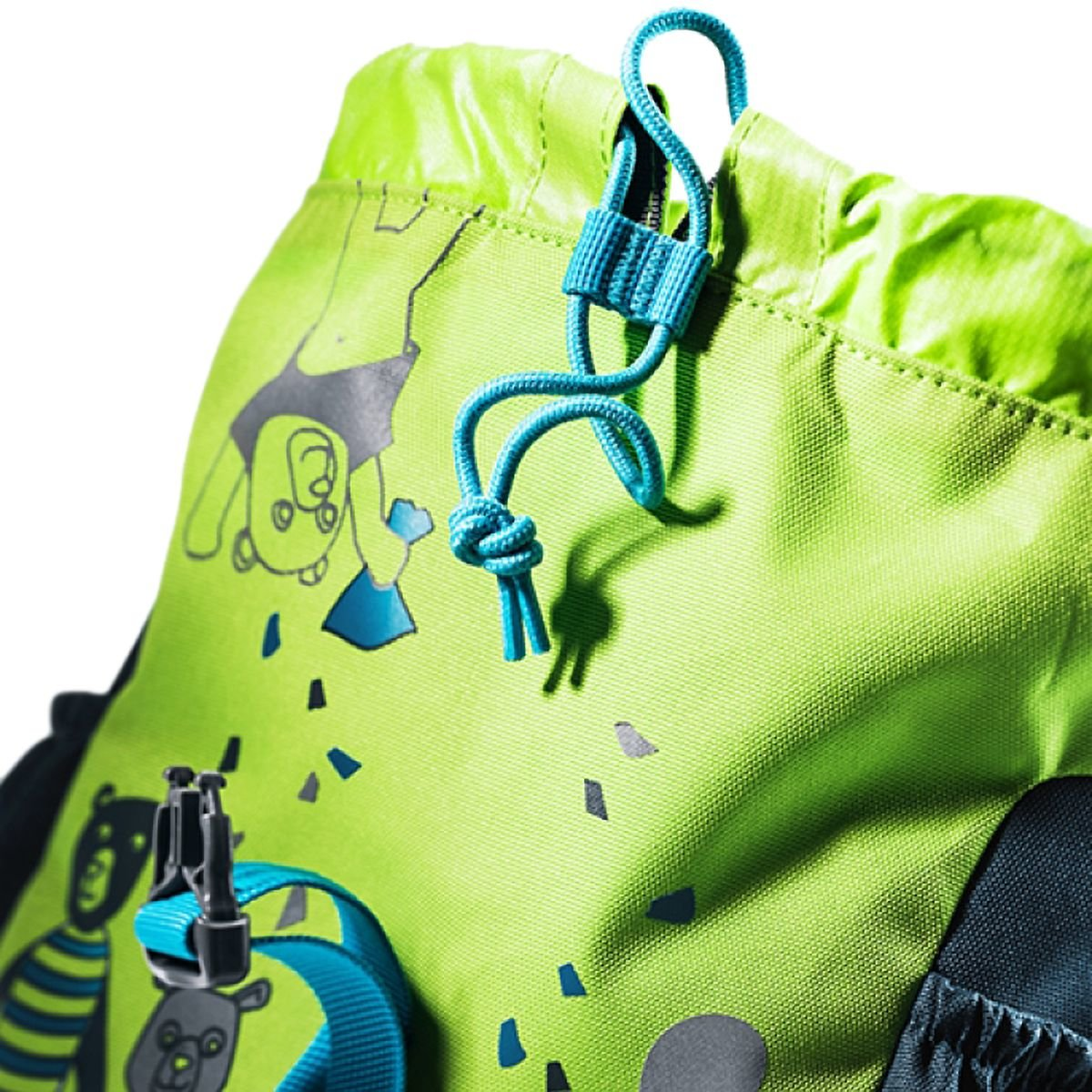 Рюкзак Deuter Schmusebar midnight-coolblue 8 Schmusebar 3612020 3303