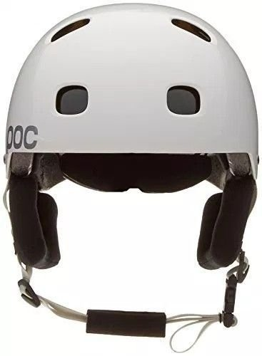 Шлем горнолыжный POC Receptor Bug Adjustable 2.0 Uranium Black 89 PC 102811002M-L1 PC 102811002XLX1
