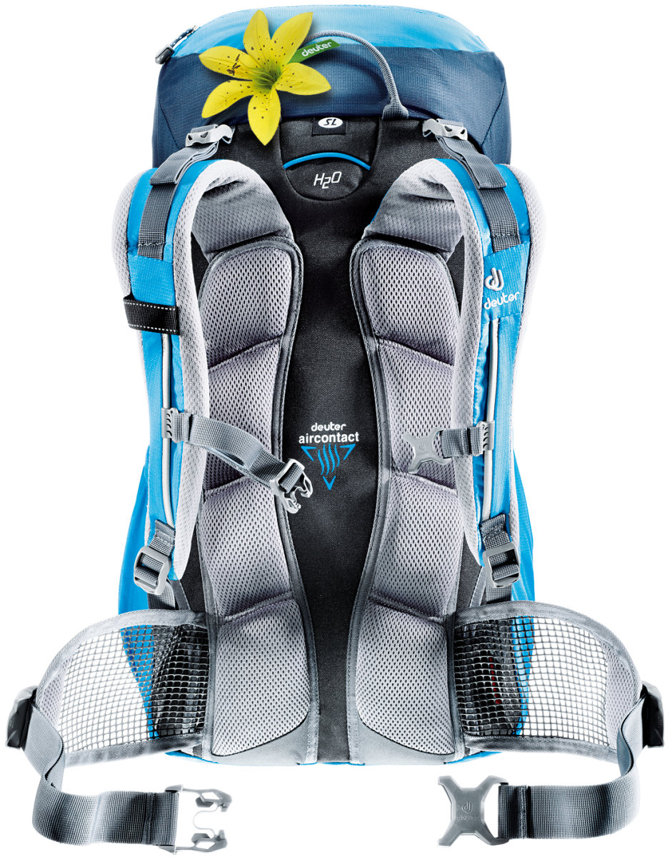 Рюкзак Deuter ACT Trail 22 SL petrol-mint (3217) ACT Trail 20 SL 3