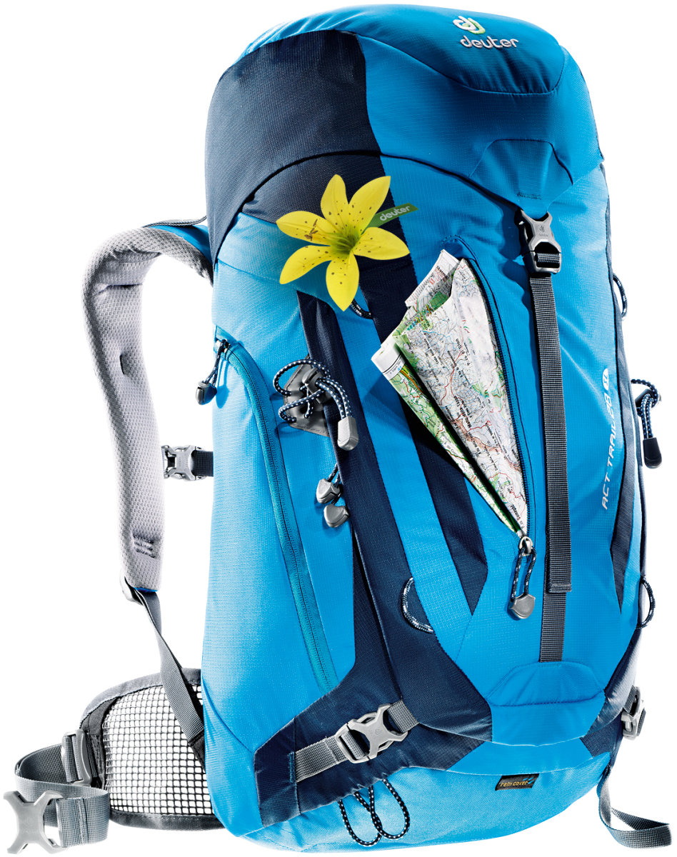 Рюкзак Deuter ACT Trail 22 SL black (7000) ACT Trail 22 SL 3 3440015 7000