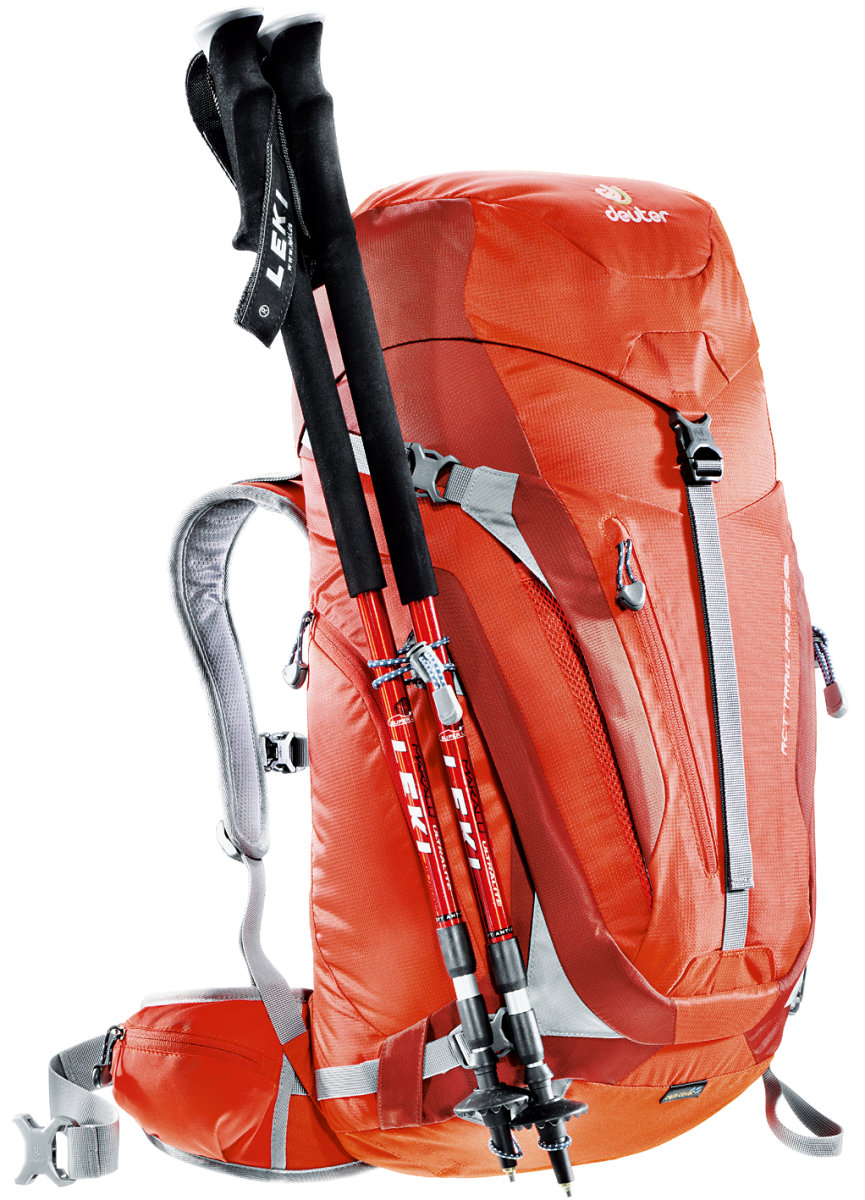 Рюкзак Deuter ACT Trail 22 SL black (7000) ACT Trail 22 SL 4 3440015 7000