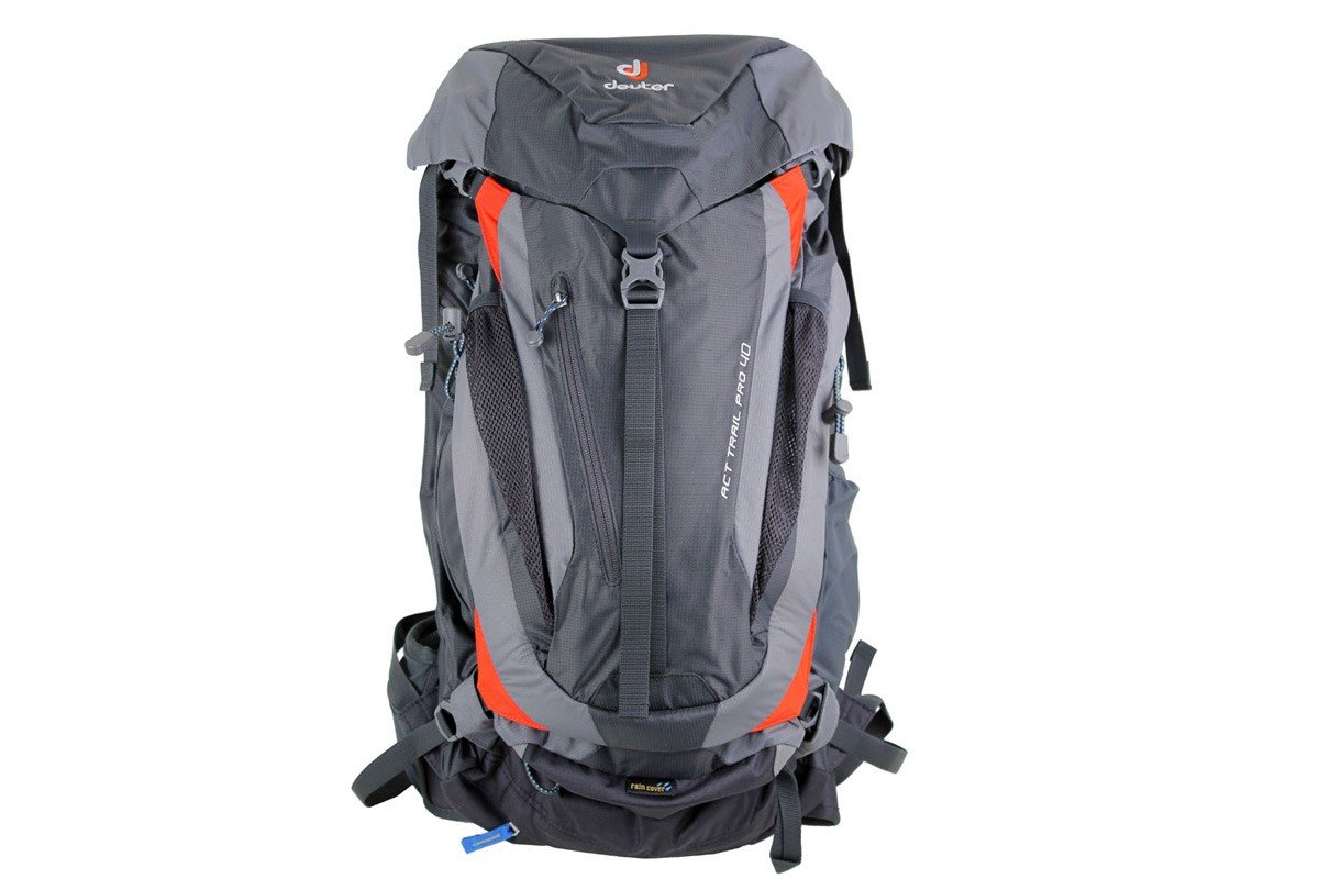 Рюкзак Deuter ACT Trail Pro 40 spring-anthracite (2431) ACT Trail Pro 40 1 3441315 2431