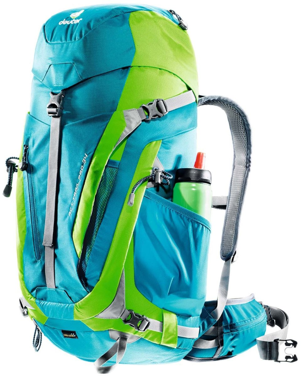 Рюкзак Deuter ACT Trail Pro 40 spring-anthracite (2431) ACT Trail Pro 40 2 3441315 2431