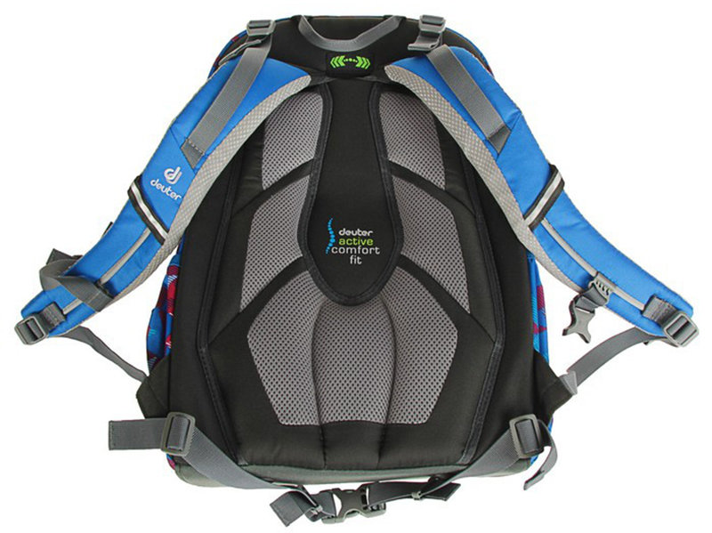 Детский рюкзак Deuter YPSILON ocean prisma Active Comfort Fit 2 80223 3082