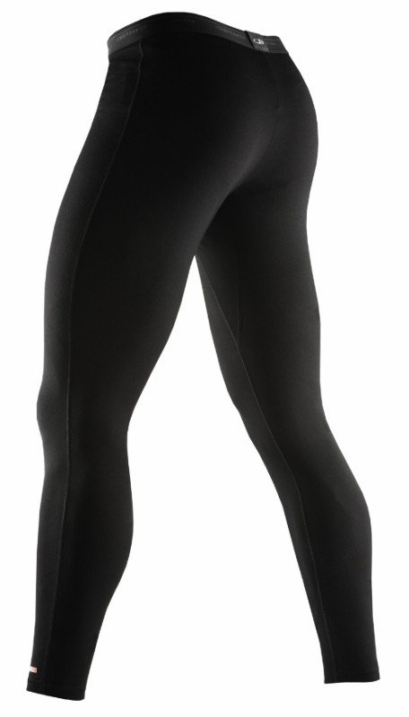 Термобелье IceBreaker BF200 LEGGING black back 100209001 S