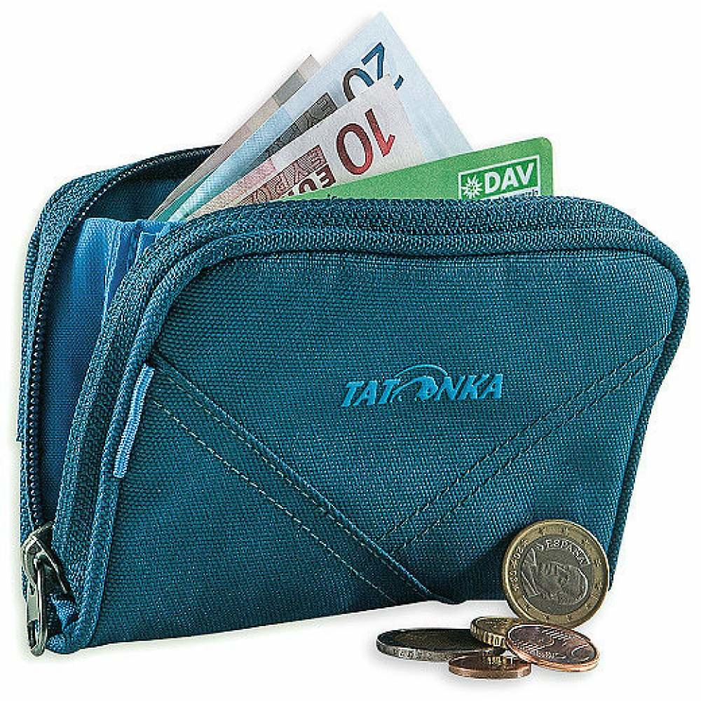 Кошелек Tatonka Big Plain Wallet (Shadow Blue) Big Plain Wallet 5 TAT 2983.150