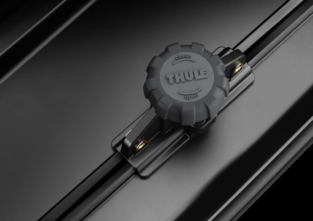 Бокс Thule Touring 700 Black Бокс Thule Touring3 700 Black 5 TH 6347B