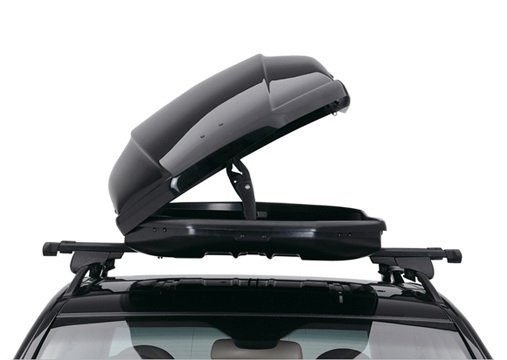 Бокс Thule Touring 700 Black Бокс Thule1 Touring 700 Black 4 TH 6347B