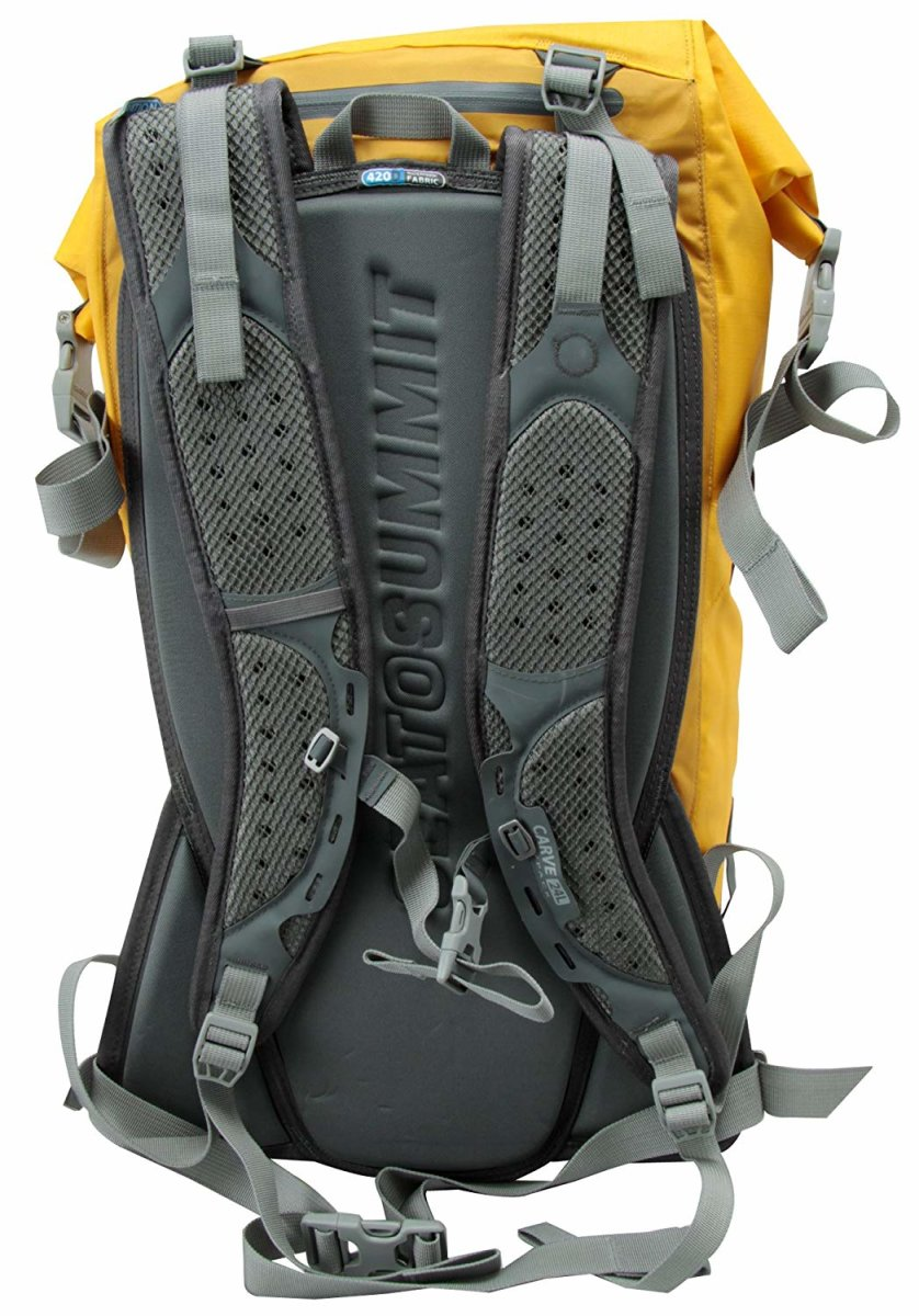 Рюкзак Sea to Summit Carve DryPack 24 L (Yellow) Carve DryPack 24 L 3