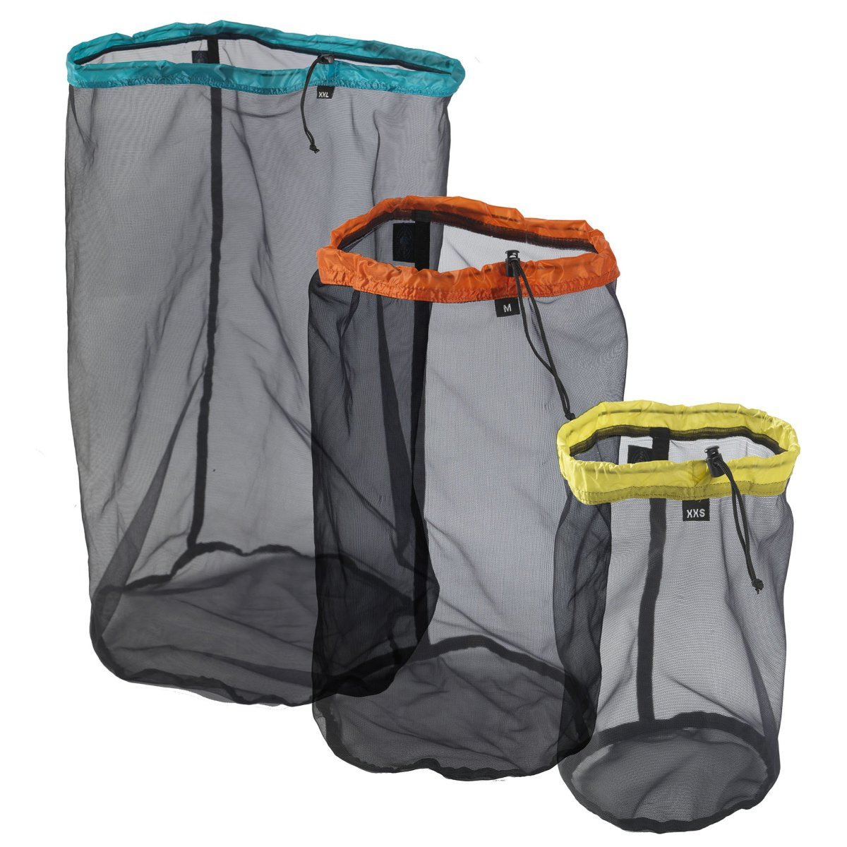 Чехол Sea to summit Ultra-Mesh Stuff Sack Orange, S Чехол1 Sea to summit Ultra-Mesh Stuff Sack Midnight, XS 1 STS AUMSSXLOR