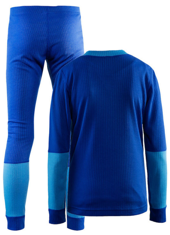 Craft BASELAYER SET J back 1905355-386355-110/116 1905355-386355-122/128 1905355-386355-146/152