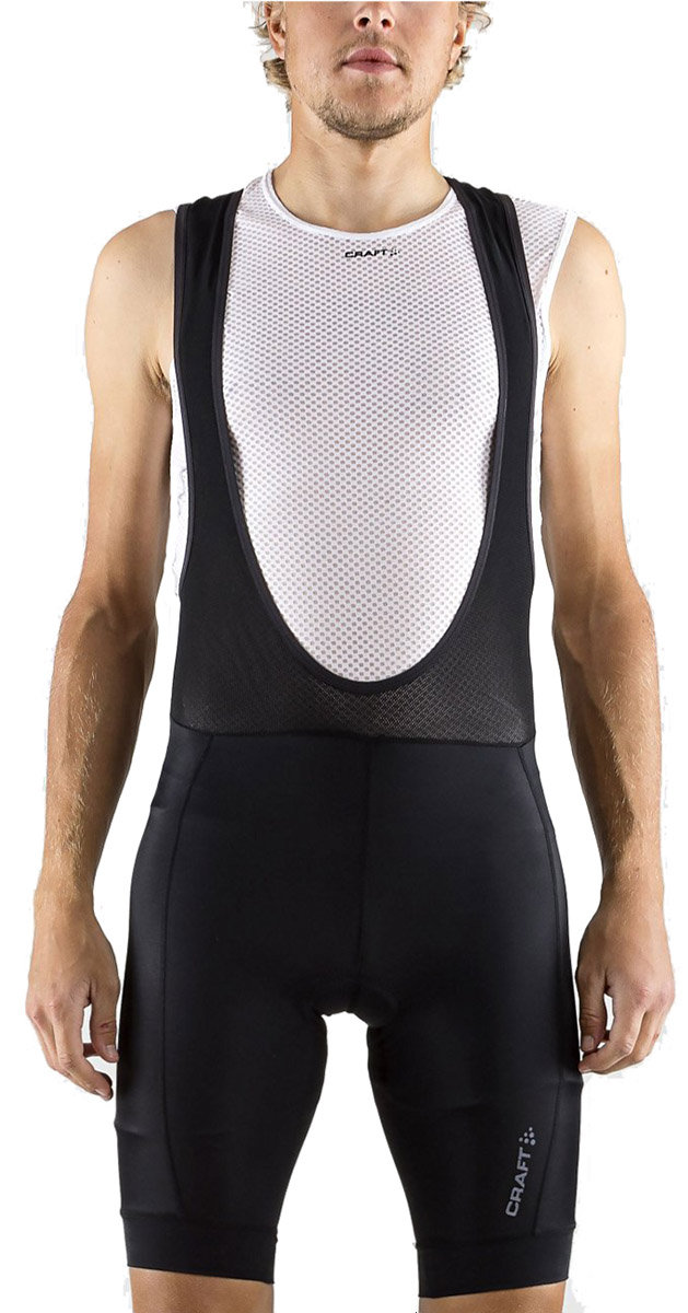 Велошорты с лямками Craft RISE BIB SHORTS black Craft RISE BIB SHORTS fr