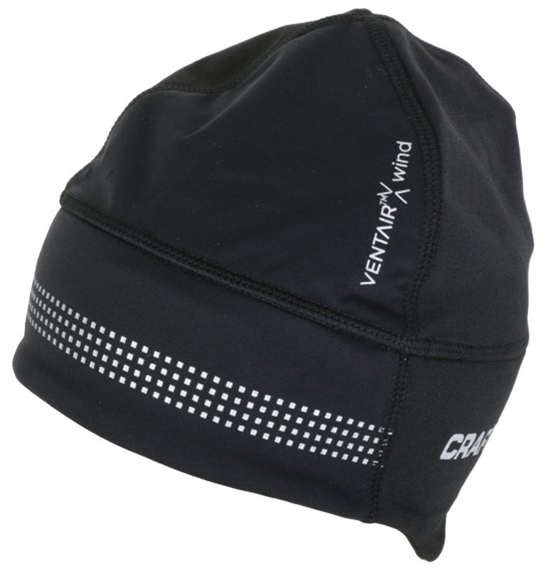 Шапка Craft SHELTER HAT 2.0 black Craft SHELTER HAT 2.0 black back