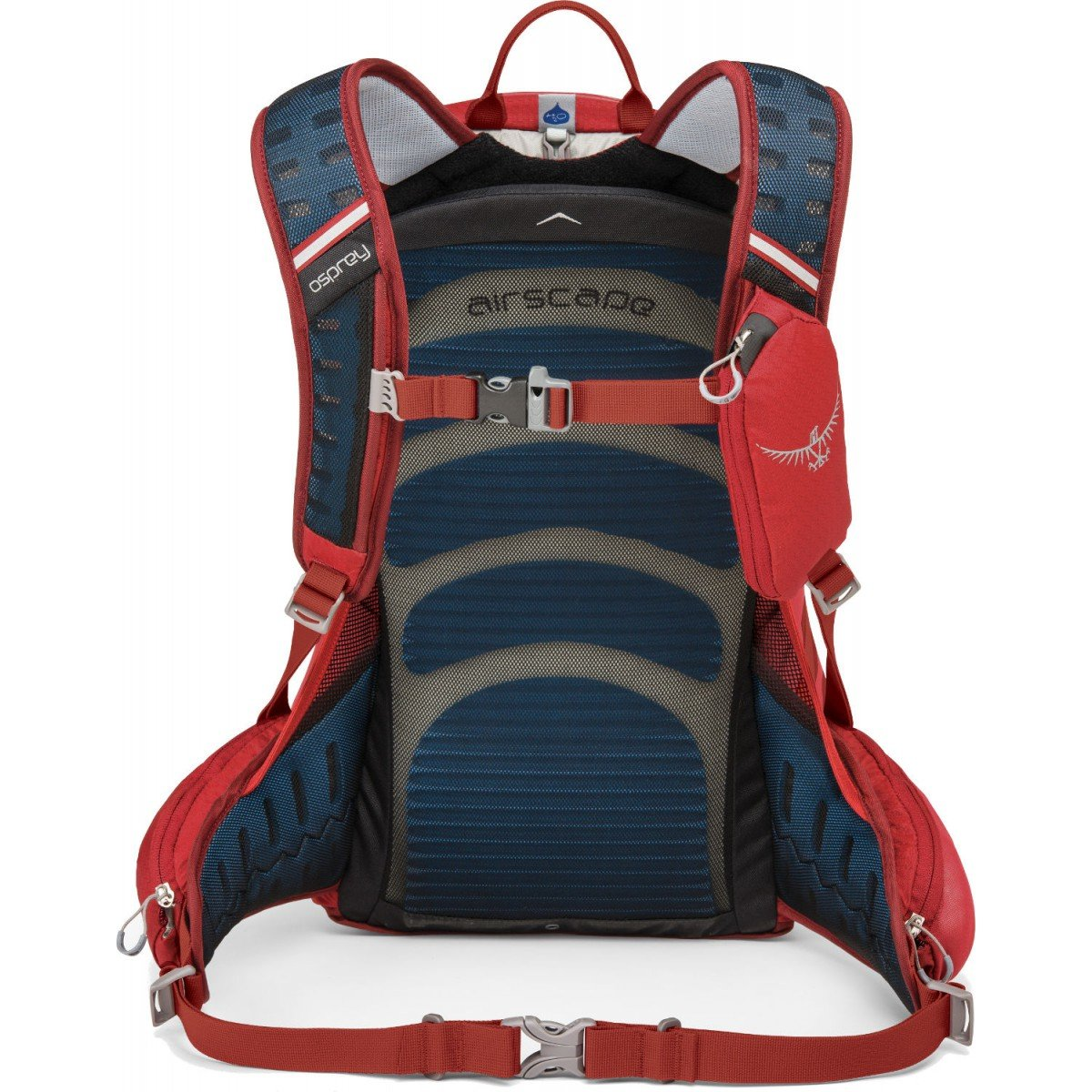 Рюкзак Osprey Escapist 25 Cayenne Red Daylite Plus 20 3 009.0272