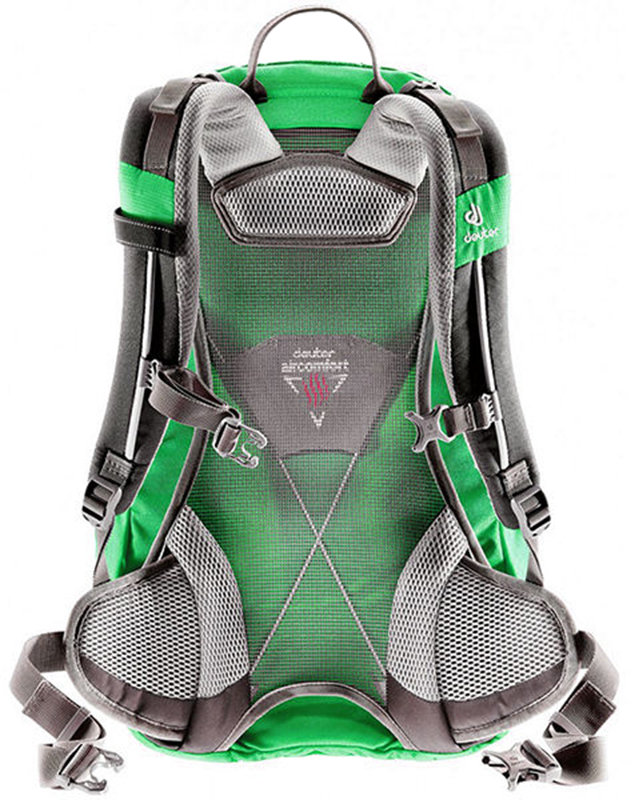 Велосипедный рюкзак Deuter FUTURA 28 forest-emerald Deuter FUTURA 28 back