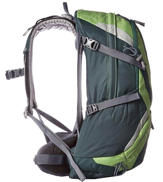 Велосипедный рюкзак Deuter FUTURA 28 forest-emerald Deuter FUTURA 28 side