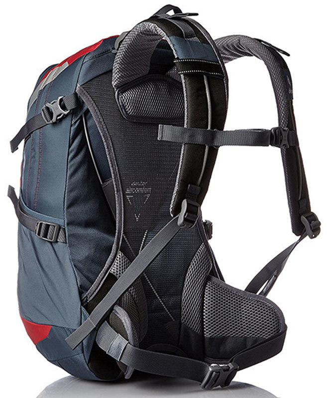 Велосипедный рюкзак Deuter FUTURA 22 arctic-fire Deuter Futura side
