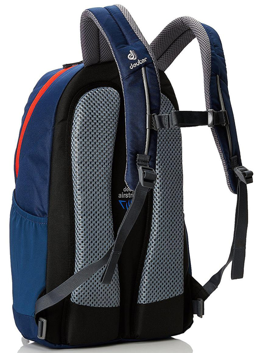 Deuter GO-GO arctic-midnight back 3820016 3358