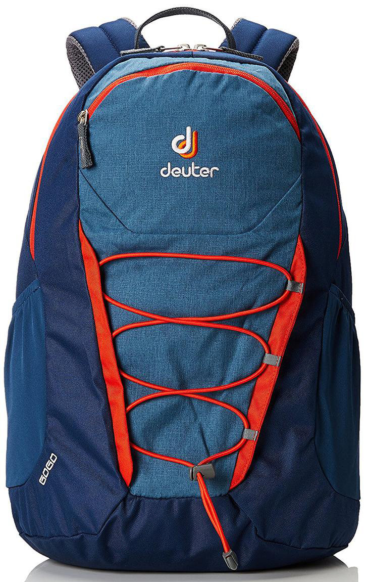 Deuter GO-GO arctic-midnight front 3820016 3358
