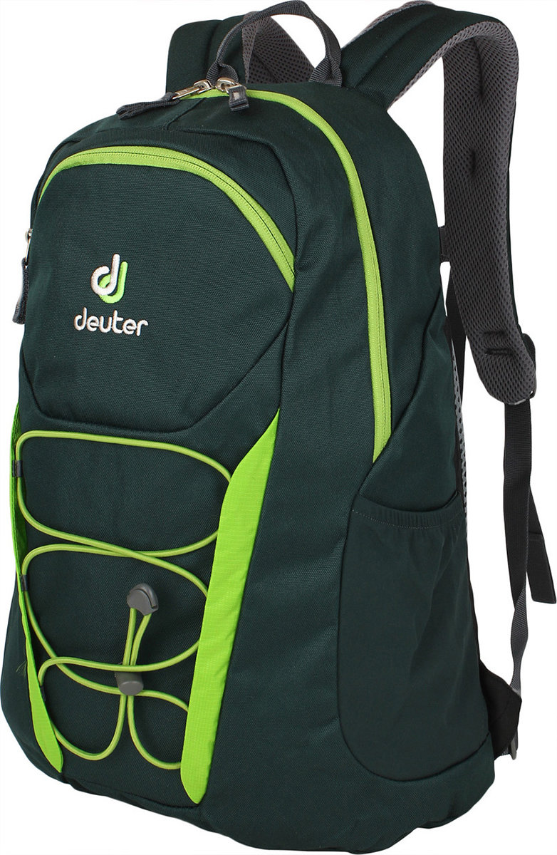 Велосипедный рюкзак Deuter GO-GO forest-kiwi Deuter GO-GO side 3820016 2225