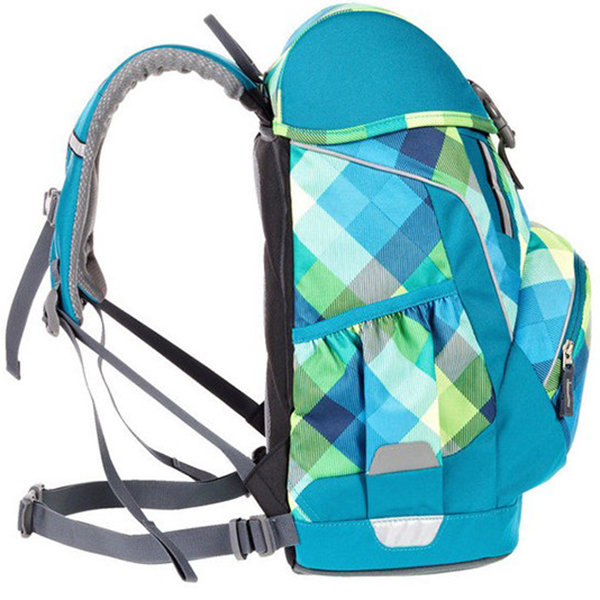 Deuter ONETWO petrol crosscheck side