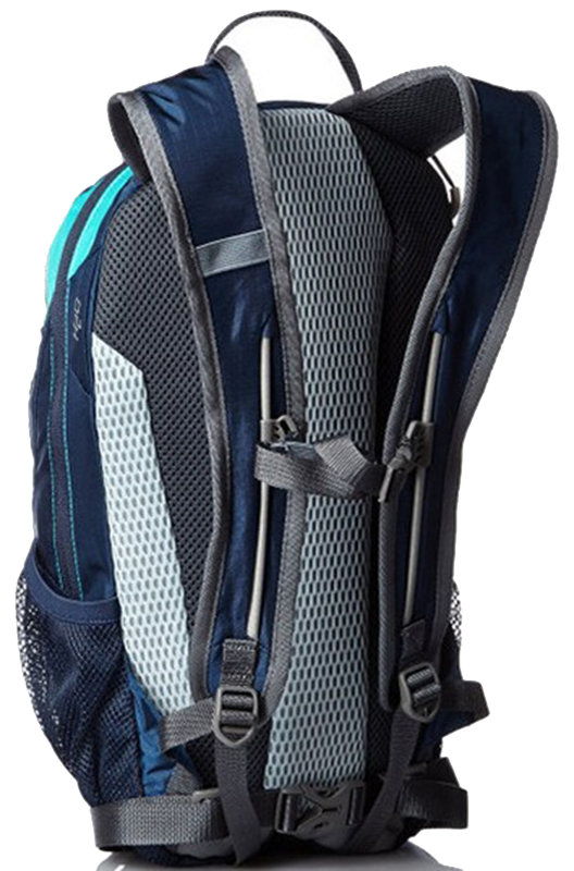 Велосипедный рюкзак Deuter SPEED LITE 10 midnight-mint Deuter SPEED LITE 10 midnight-mint back 33101 3218