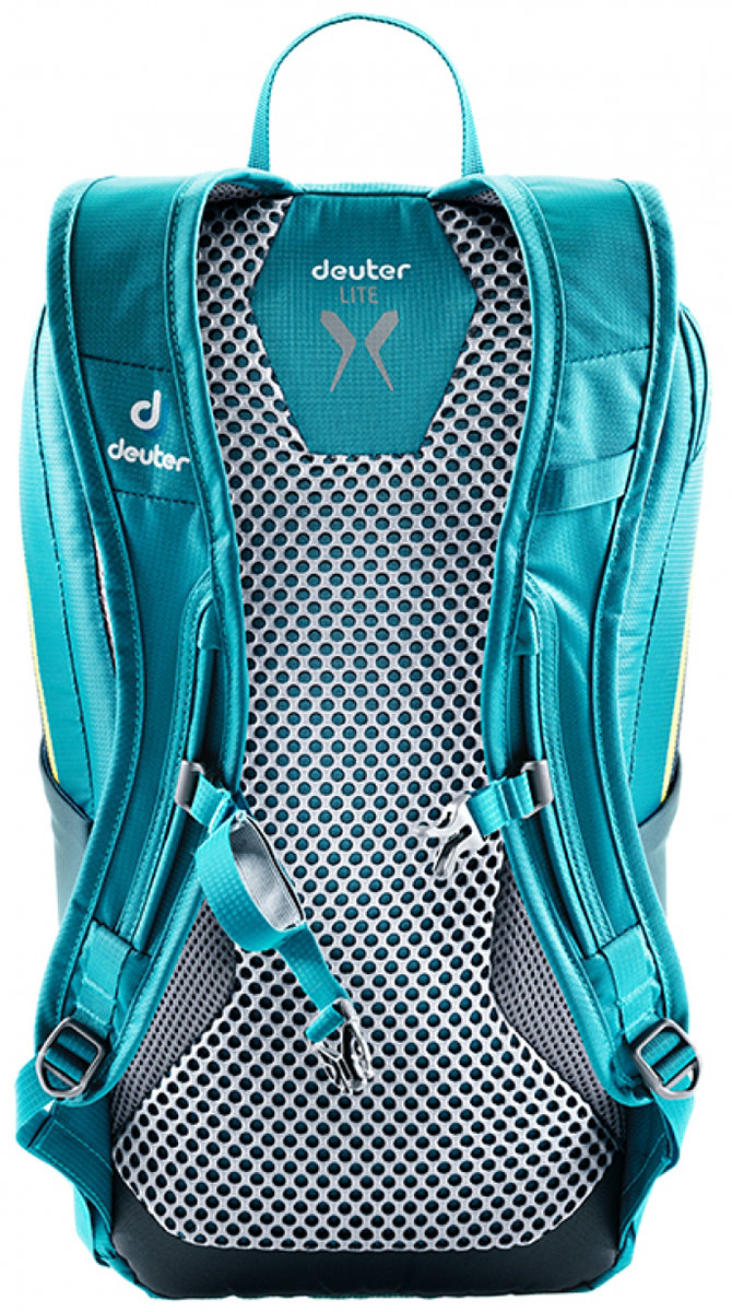 Велосипедный рюкзак Deuter SPEED LITE 16 petrol-arctic Deuter SPEED LITE 16 LITE SYSTEM 3410118 3325