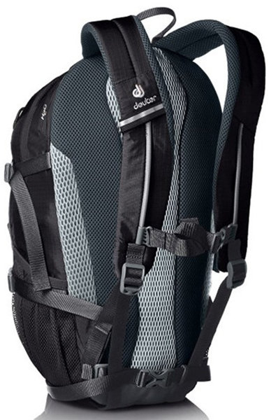 Deuter SPEED LITE 20 black-granite back 33121 7410