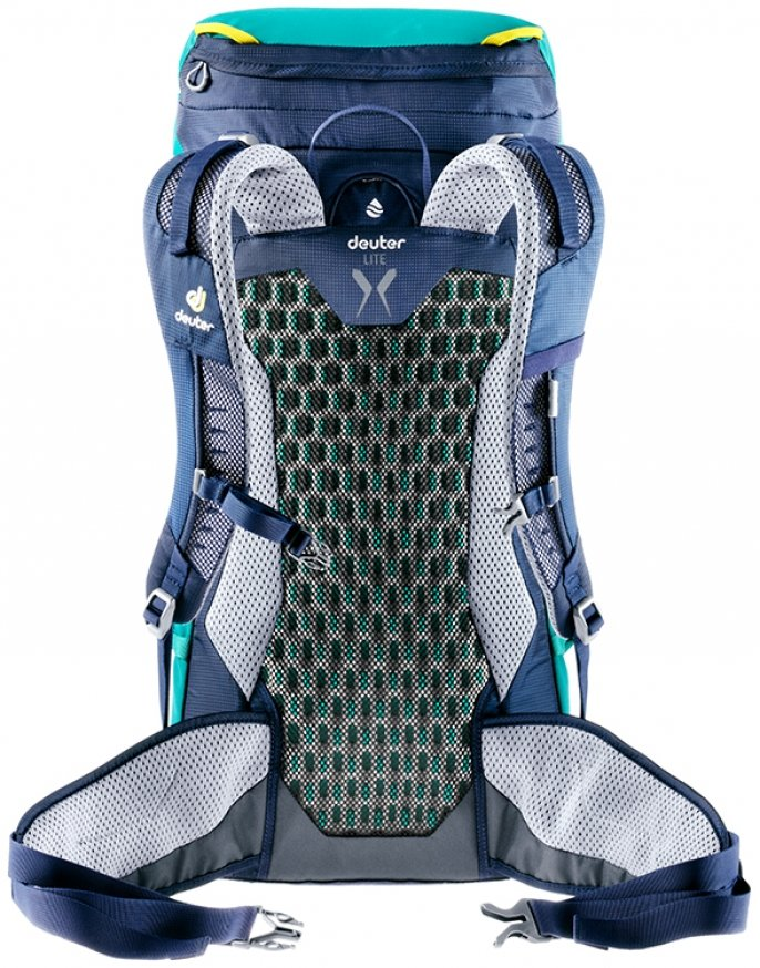 Велосипедный рюкзак Deuter SPEED LITE SL 30 forest-alpinegreen Deuter SPEED LITE SL 30  back 3410718 2235
