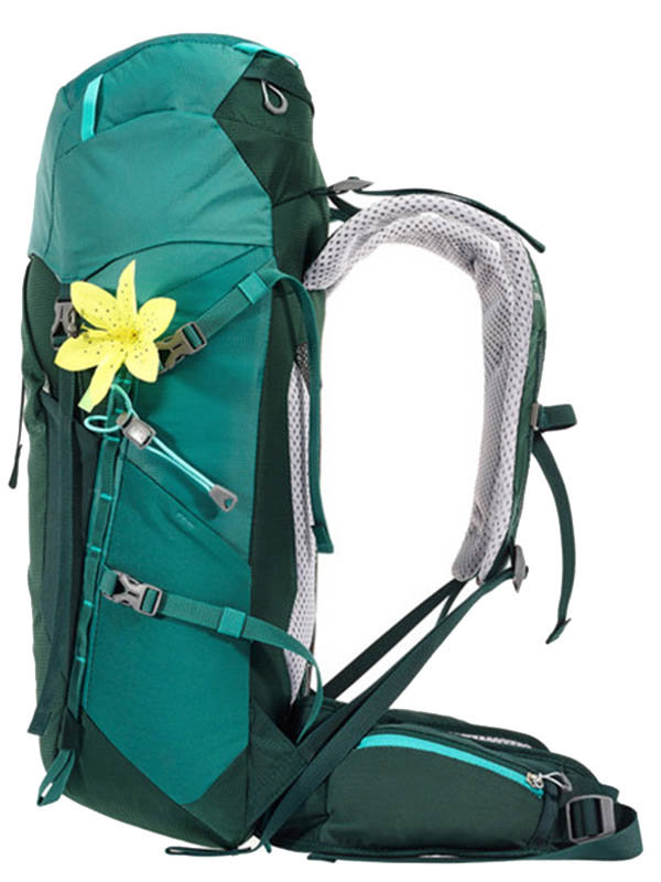 Велосипедный рюкзак Deuter SPEED LITE SL 30 forest-alpinegreen Deuter SPEED LITE SL 30  side 3410718 2235